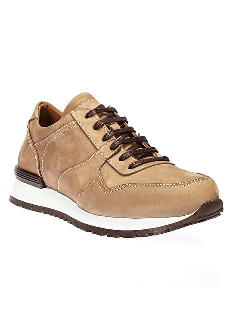 İnci Hakiki Deri Erkek Ayakkabı Vizon
